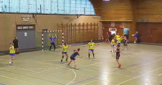 Handball : ROC Flémalle - Kortessem