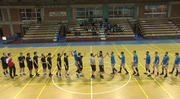 Handball : Union Beynoise - Houthalen