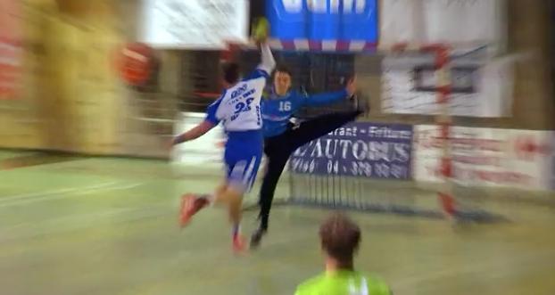Handball : Visé loupe son début de match contre Bocholt