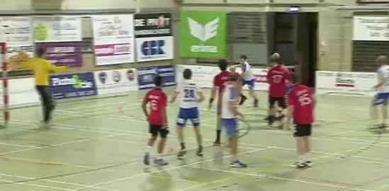 Handball : Visé - Raeren