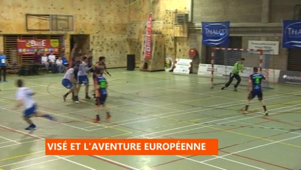 Handball : Visé - Turda