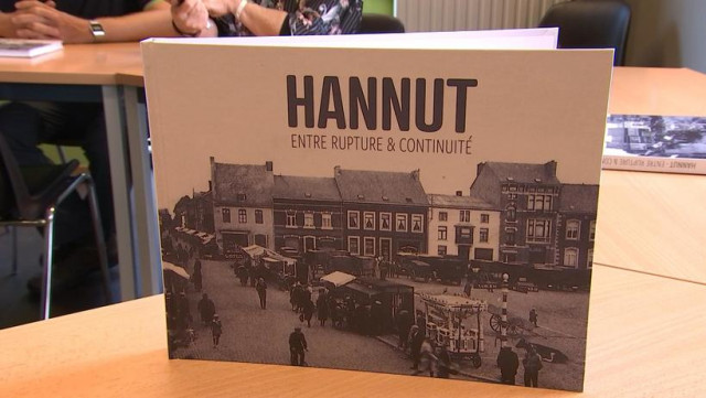Hannut : cartes postales d'hier, photos d'aujourd'hui
