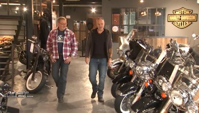 Harley, Triumph, MV Agusta et Mash à l'essai