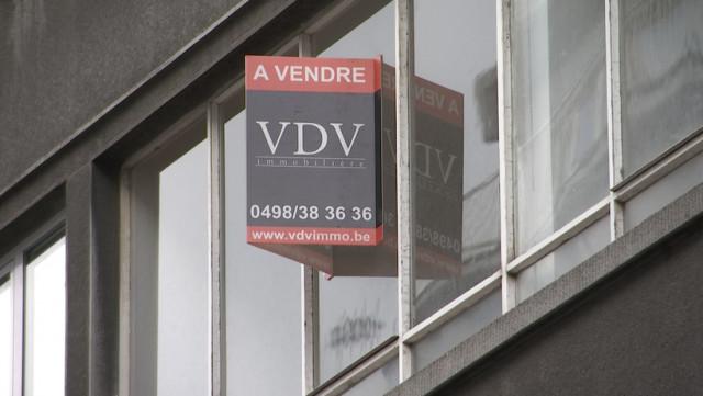 Hausse de l'activité immobilière en province de Liège.