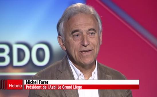Hebdo : Michel Foret