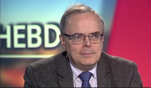 Hebdo : Michel Hermans, politologue ULg, commente l'actualité