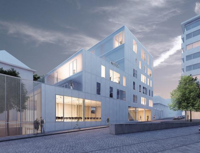 HEC-ULiège : un tout nouveau campus à 15 millions