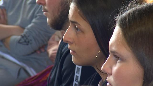 Herstal : des étudiants sensibilisés aux questions des migrations
