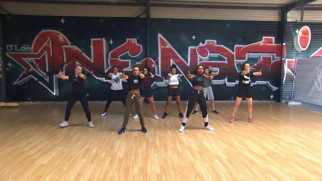 Hip-hop : Jeunes Liégeoises aux Etats-Unis.