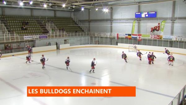 Hockey sur glace : les Bulldogs Liège sont ambitieux