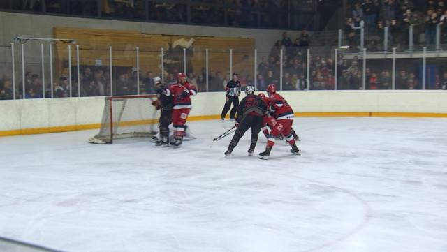Hockey: la Coupe échappe encore aux Bulldogs
