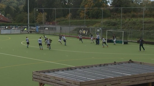 Hockey : Embourg - ZAID