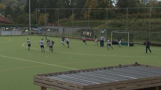 Hockey : Embourg - ZAID