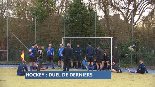 Hockey: Huy-Embourg, duel de derniers