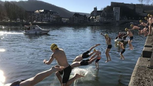 Huy : annulation de la traversée hivernale de la Meuse