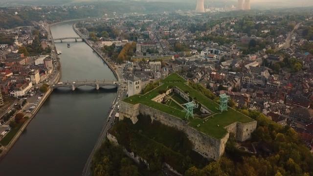 Huy : bientôt une piste cyclable sur le Pont Roi Baudouin