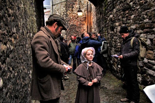 Huy, décor des Misérables, la mini-série de la BBC