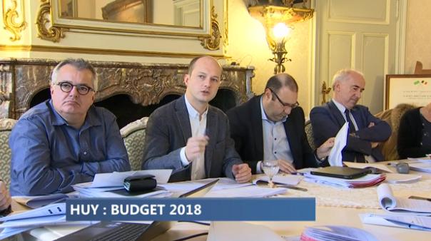 Huy : dernier budget de la législature