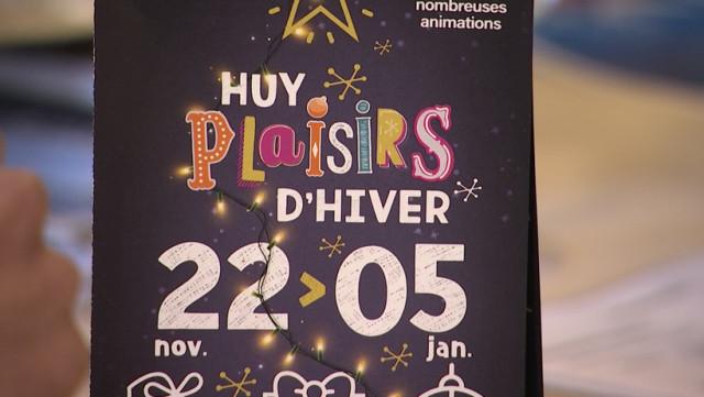 Huy : en route vers Noël avec les Plaisirs d'Hiver