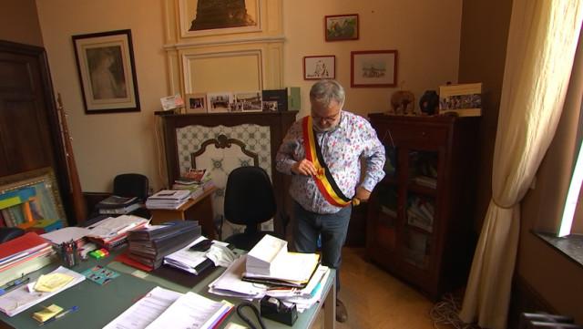 Huy : Eric Dosogne succède à Christophe Collignon