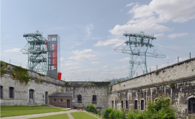 Huy : feu vert pour la réhabilitation des 3 stations du téléphérique