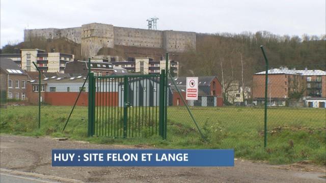 Huy: fin d'enquête publique pour le site Felon et Lange