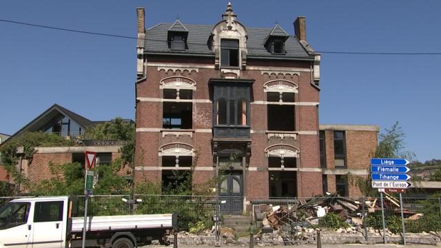 Huy : La maison Janssens à Huy sera sauvée
