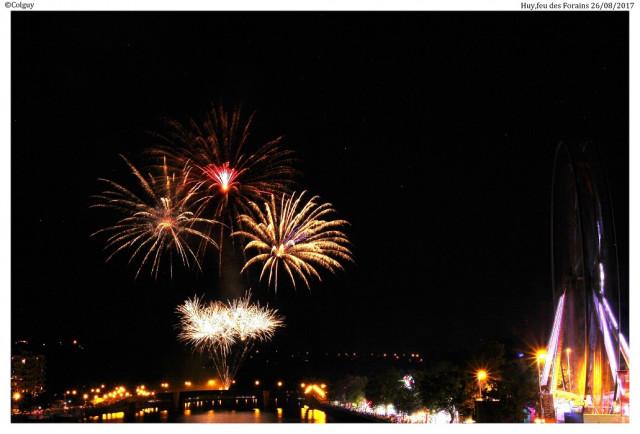 Huy : le programme des fêtes du 15 août
