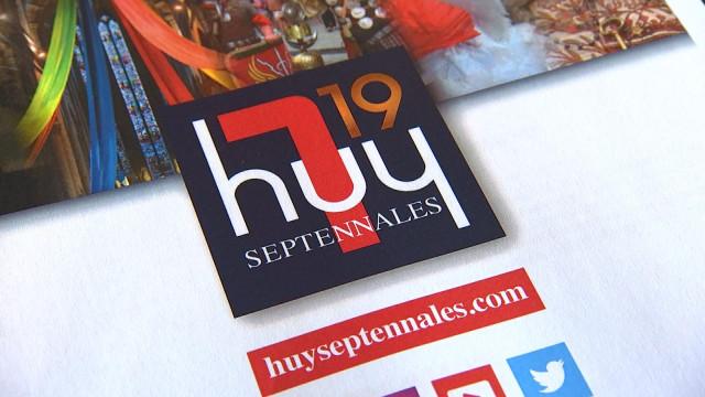 Huy : Septennales 2019