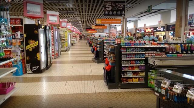 Hypermarché : il tente de voler pour. 3000 euros de biens !