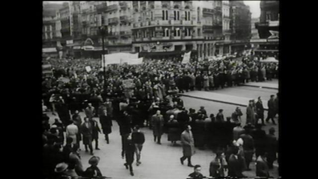 Il y a 60 ans : la grande grève de l'hiver 60-61