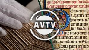 AVTV - La numérisation des manuscrits