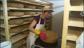 Saveurs de chez nous: Le fromage Sarté