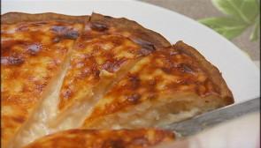 Saveurs de chez nous : La tarte au riz