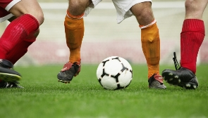 Football : Verlaine - Blegny