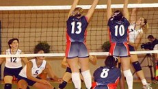 Volley : Seraing - Juprelle Rocourt