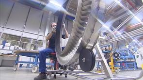 Techspace Aero : moteurs d'avions plus  verts