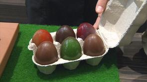 Pour Pâques, des  oeufs surprises  signés Benoit Nihant