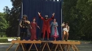 Théâtre à Modave :  Le coup du siècle