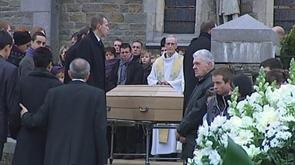 Crisnée: funérailles de Laurent, victime d'Amrani