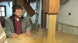 Lavoir : Moulin de Ferrières en danger