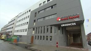 De nouvelles urgences à la Clinique André Renard