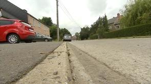 Neupré : les cyclistes ne veulent pas rouler sur le trottoir