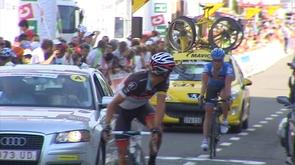 Le Tour de Wallonie a mis Oreye en ébullition