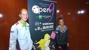 Engis : le tennis féminin à l'honneur lors de l'Open9