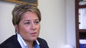 Caroline Cassart : nouvelle bourgmestre d'Ouffet