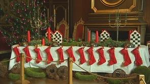 Modave : Noël dans le monde
