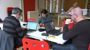 La Forge : coworking au centre de Liège