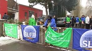 Institut Meylars : grève dans cette école spécialisée