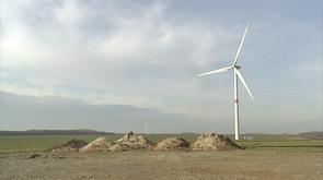 Braives : polémique sur les éoliennes